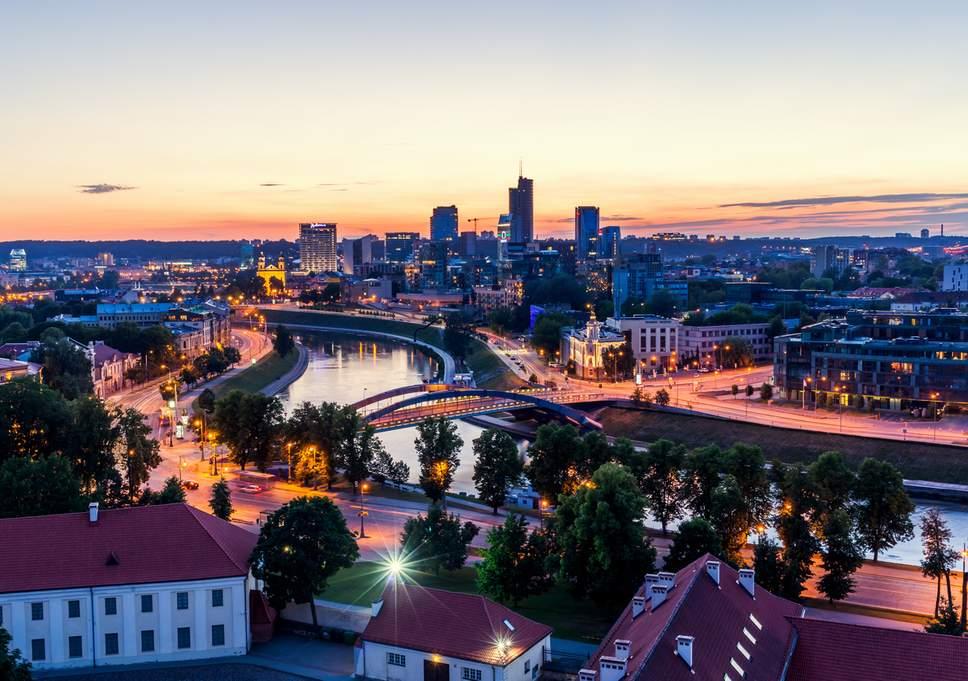 Įmonės steigimas Vilnius